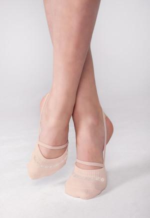 Intermezzo - Kinder Damen Halbe Socke/Turnsocke 9021 Ritmezzo - Skin Pink (077)