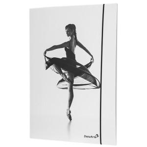 Intermezzo - Kinder Notizbuch Ballerina DIN A4 9032