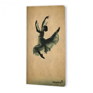Intermezzo - Kinder Notizbuch Ballett DIN A6 9036