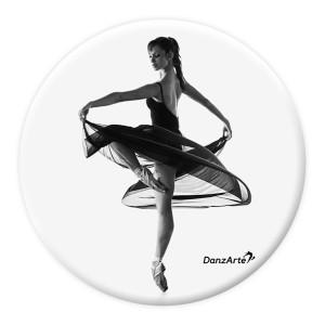 Intermezzo - Kinder Taschenspiegel Ballerina 9037