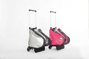 Intermezzo - Trolley für Rollschuhe/Eislaufschuhe 9042 Trollpatchar