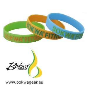 Bokwa® - Rubber Bracelets I [3 pack] Final Sale - No return