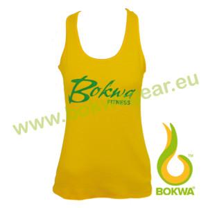 Bokwa® - Buyani Graphic Rib Tank - Sunburst