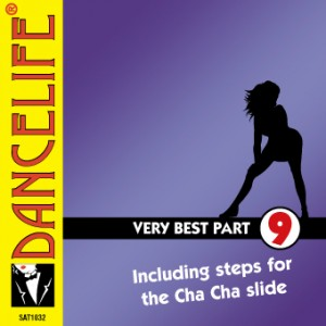Dancelife - Very Best Part 9 [Tánczene | CD]