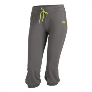 Zumba® - Crave Capri Sweatpants - Gravel