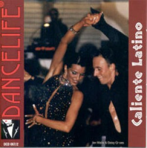 Dancelife - Caliente Latino [Música de Dança | CD]
