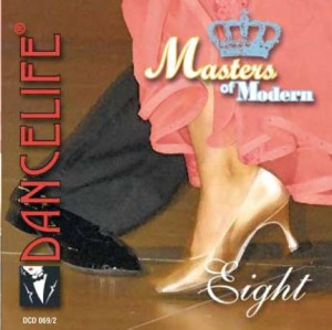 Dancelife - Masters of Modern 8 [Tanzmusik CD]