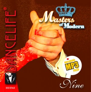 Dancelife - Masters of Modern 9 [Música de Baile | CD]