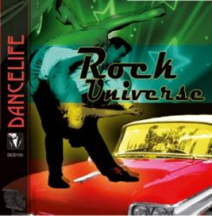 Dancelife - Rock Universe [Música de Baile | CD]