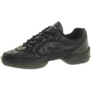 Diamant - Unisex Dance Sneakers DDS005-003 - Pelle Nero
