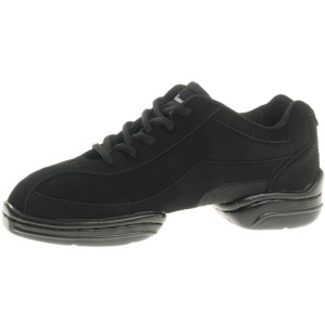 Diamant - Unisex Dance Sneakers DDS007-040 - Nero