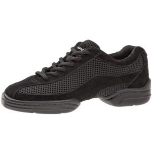 Diamant - Unisex Dance Sneakers DDS008-004 - Schwarz