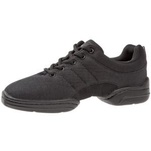 Diamant - Unisex Dance Sneakers DDS009-005 - Schwarz
