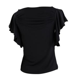 Intermezzo - Ladies Shirt/Top 6236 Jervolcamil - Black (037) - Size: M