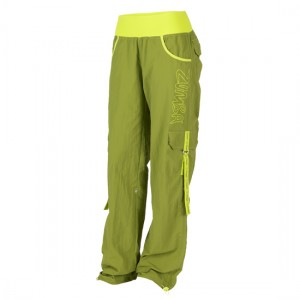 Zumba® - Electro Cargo Pants - Soldier | Final Sale