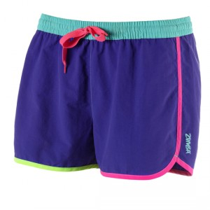 Zumba® - Escape Running Shorts - Acai | Final Sale