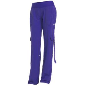 Zumba® - Feelin it Cargo Pants - Amethyst