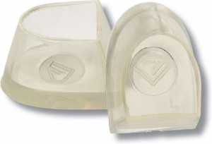 Diamant - Heel Protectors Latino [Transparent | 1 Pair]