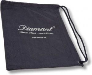 Diamant - Schuhbeutel für Tanzschuhe [Blau]