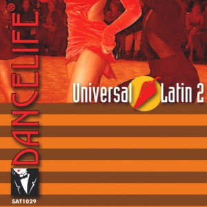 Dancelife - Universal Latin 2 [Tanzmusik-CD]