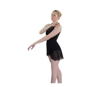 Intermezzo - Mädchen Ballett Rock mit Gummizug 7925 Falgiselcos