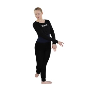 Intermezzo - Mädchen Ballett Wärme-Hose lang 5210 Panfaj