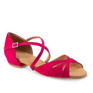 Rummos Femmes Chaussures de Danse Lola - Fuchsia - 2 cm
