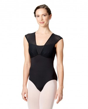 LULLI Dancewear Donne Balletto Calzamaglia/Body/Leotard ALBINA