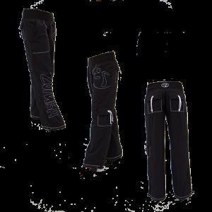 Zumba® - Classic Cargo Pant - Schwarz