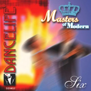 Dancelife - Masters of Modern 6 [Tánczene | CD]