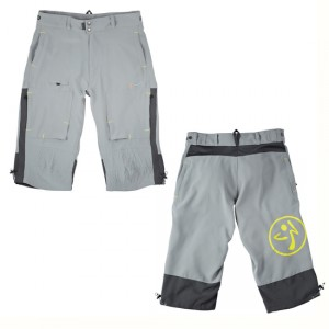 Zumba® - Men´s Cargo Jammer - Cement