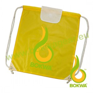 Bokwa® - Sports Bag - Neon Yellow | Final Sale - No Return