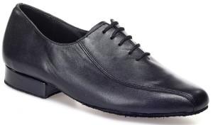 Rummos Hommes Ballroom Chaussures de Danse R313 - Noir