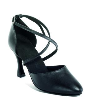Rummos Mulheres Sapatos de Dança R329 - Preto - 7 cm