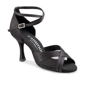 Rummos Mulheres Sapatos de Dança R370 - Preto - 7 cm