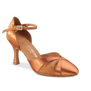 Rummos Femmes Chaussures de Danse R405 - Dark Tan - 6 cm