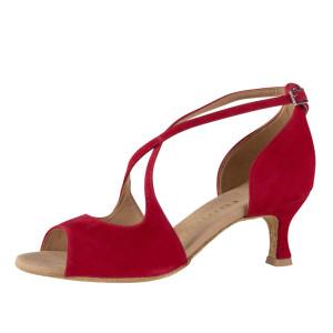 Rummos Mujeres Zapatos de Baile R545 - Rojo - 5 cm