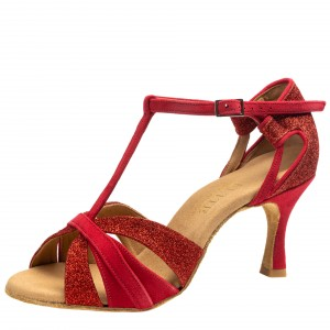 Rummos Ladies Latin Dance Shoes Elite Martina 028/135 - 6 cm