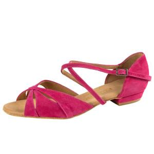 Rummos Mulheres Sapatos de Dança Lola - Fuchsia - 2 cm
