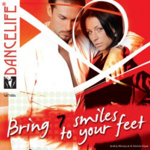 Dancelife - Bring 7 smiles to your feet [Tanzmusik CD]