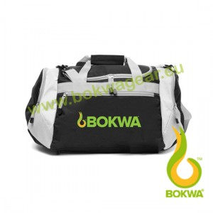 Bokwa® - Sporttasche Schwarz/Grau | Final Sale - No Return