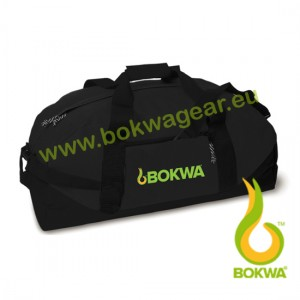 Bokwa® - Sports Bag Nero | Final Sale - No Return
