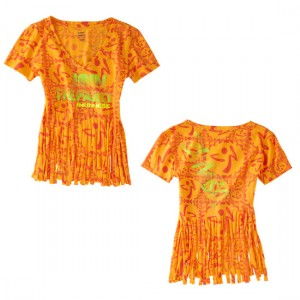 Zumba® - Sunset V-Neck - Citrus | Final Sale