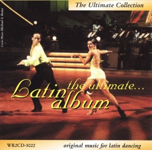 WRD - The Ultimate Latin Album 1 [Tanzmusik | 2 CD]