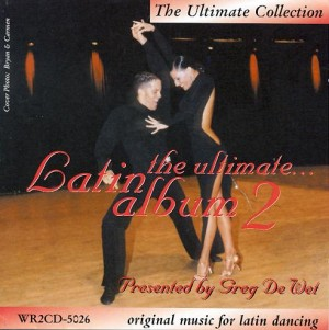 WRD - The Ultimate Latin Album 2 [Tanzmusik | 2 CD]