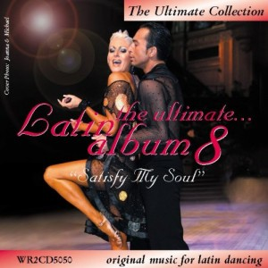The Ultimate Latin Album 8 [2CD]