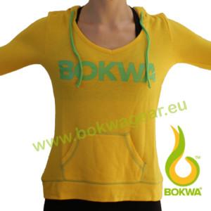 Bokwa® - Women´s Pullover Hoodie - Sunburst