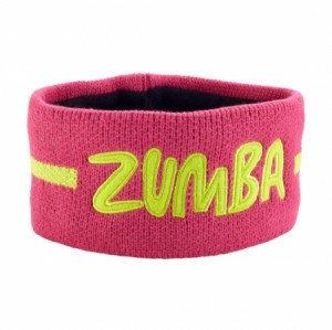 Zumba® - Headwarmer - Pink | Final Sale