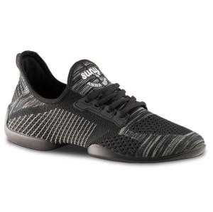 Anna Kern - Mujeres Dance Sneakers 110 Pureflex - Negro