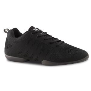 Anna Kern - Herren Dance Sneakers 4020 Bold - Schwarz
